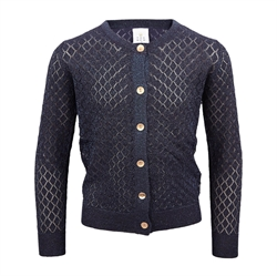 The New - Ruby Cardigan Navy Blazer