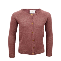 The New - Aya Cardigan Heather Rose