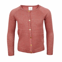 The New - Aya Cardigan Mineral Red