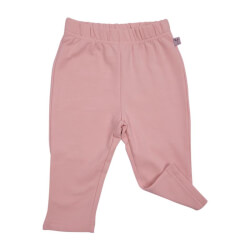 Pudderrosa baggy sweatpants fra Wheat