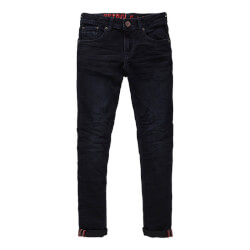 Petrol - Nolan Denim Slim Fit Dark Blue