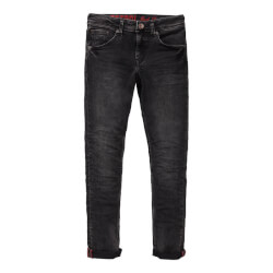 Petrol -  Nolan Denim Slim Fit Black stone