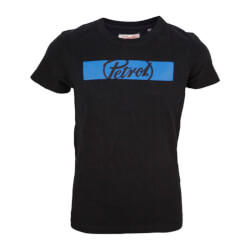 Petrol - T-shirt Black