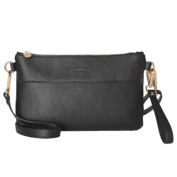 Rosemunde - Clutch Black/Gold
