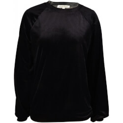 Costbart Pige - Cozy Bluse Black