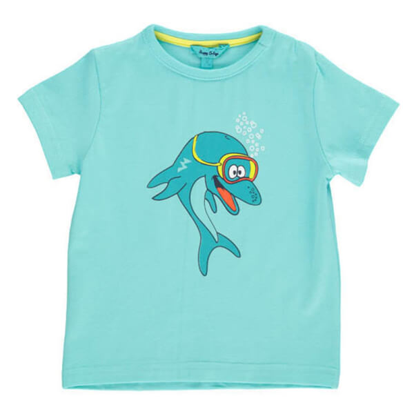 Image of Happy Calegi - Benji Mini SS T-shirt