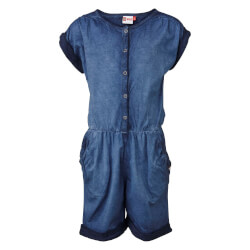 Smart jumpsuit fra Lego Wear i denim blue med patina
