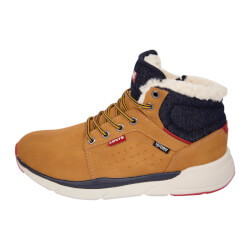 Levis Kids - New Aspen Waterproof Sneakers Camel