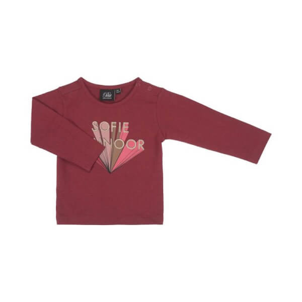 Image of Petit Sofie Schnoor - Bluse Earth Red