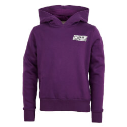 First Grade - Plain Hoodie Lilac