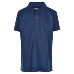 Super fin polo T-shirt fra The New - Charles