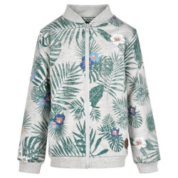Smart cardigan med print fra The New - Dan