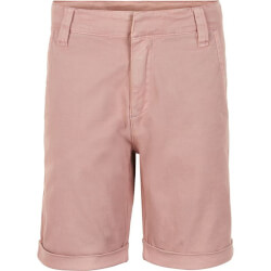 Fine chino shorts i sart rosa fra The New - Gustavo