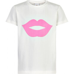 The New - Pink Okiss T-shirt
