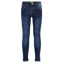 The New - Oslo Super Slim Jeans Dark Blue