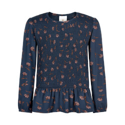The New - Raakel Bluse Navy