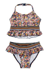 The New - Tiki Bikini UV50+ Floral