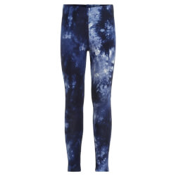 The New - Campaign Tie Dye Leggings Navy Blazer