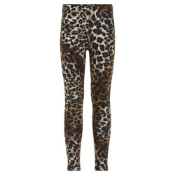 The New - Paleo Leggings Brown Leo