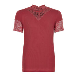 The New - Olace Bluse Mineral Red