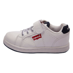 Levis Kids - Dylan White Sneakers