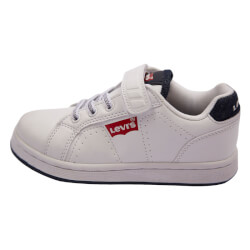 Levis Kids - Dylane Mini White Sneakers