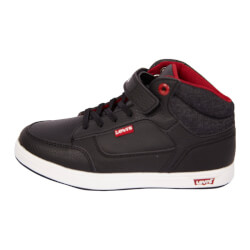 Levis Kids - New Grace High Cut Sneakers Black