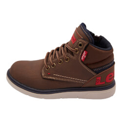 Levis Kids - Olympus Brown Sneakers