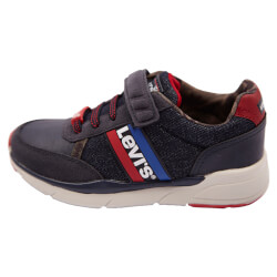 Levis Kids - New Oregon Mini Sneakers Navy